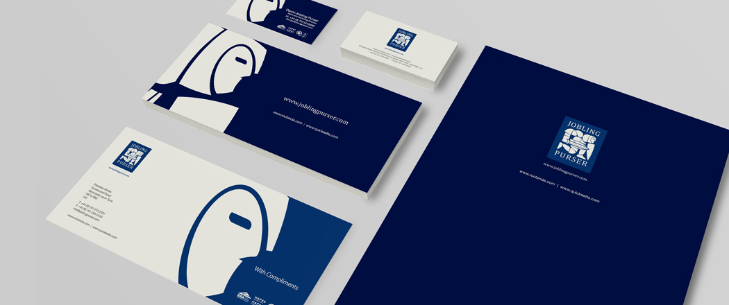Jobling Purser | Business Cards & Stationary