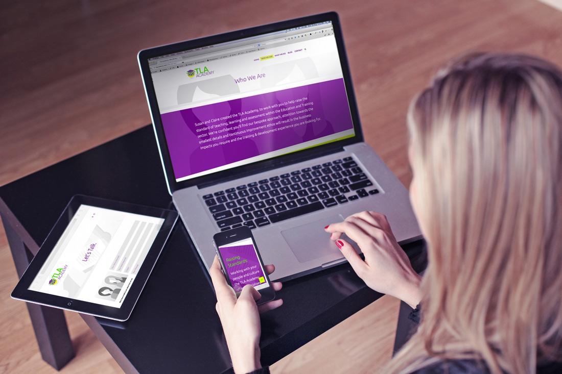 academy web design