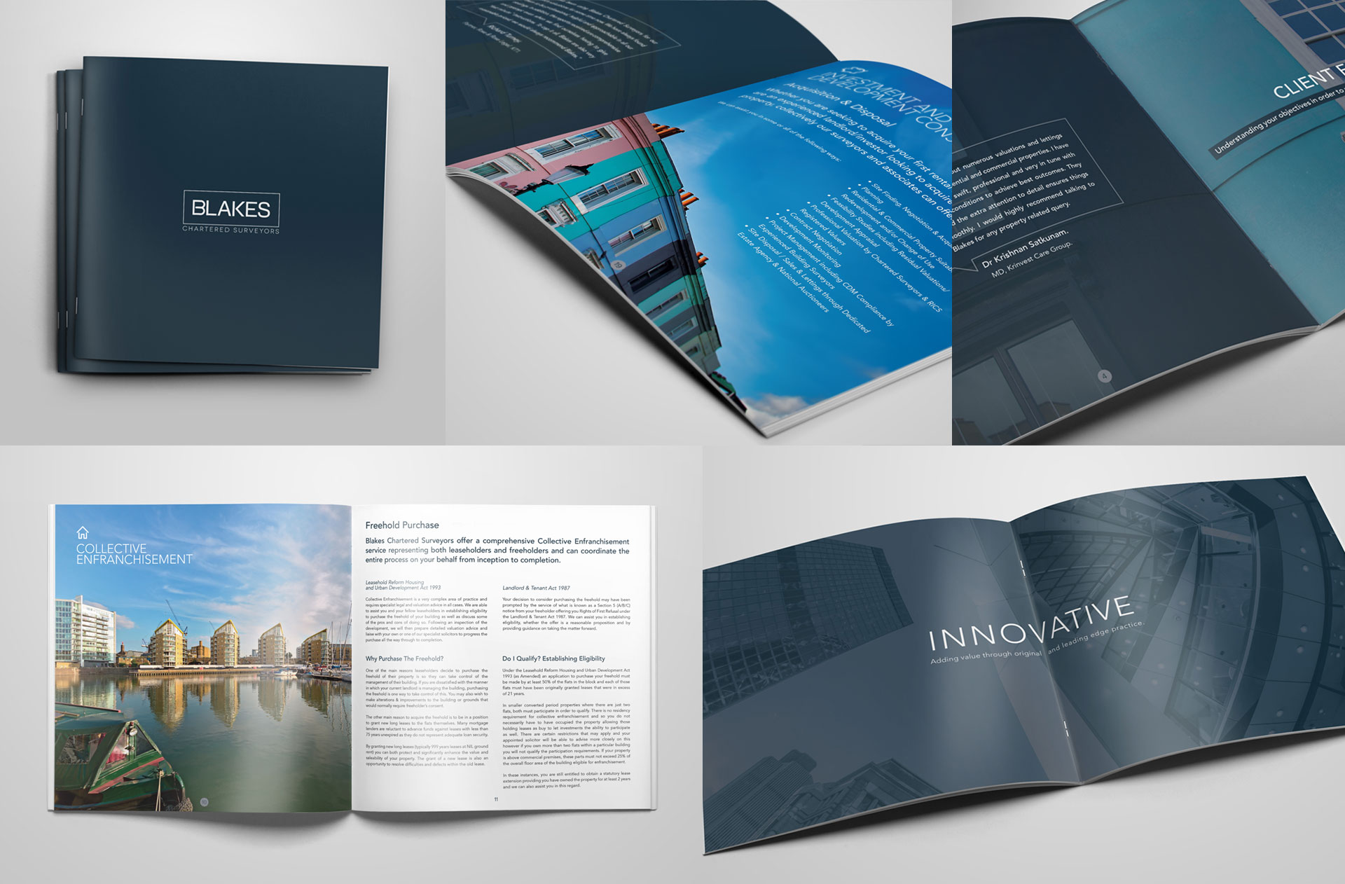 Brochure Design UK