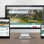 holiday cottage web design uk